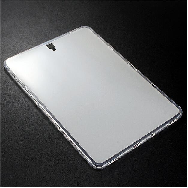 TPU Silicone For Samsung T825 T820 Case Protective Cover Crystal Case For Samsung Galaxy Tab S3 9.7 SM-T820 T825 T820