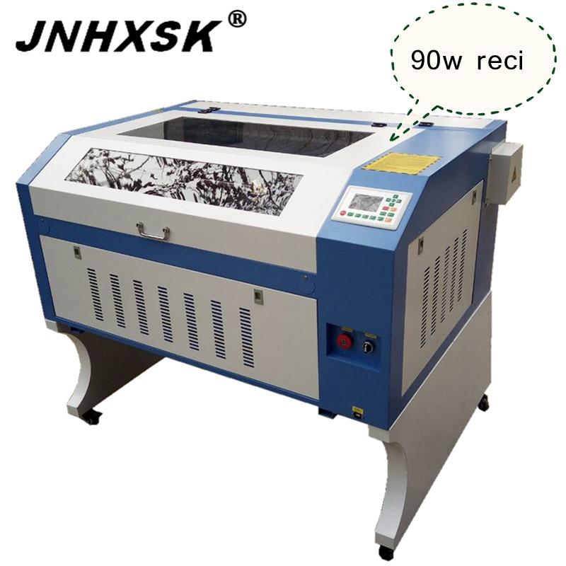 acrylic laser engraving cutting machine 60W/80W/100W CE FDA RUIDA system honeycomb table reci w2 100 w co2 6090
