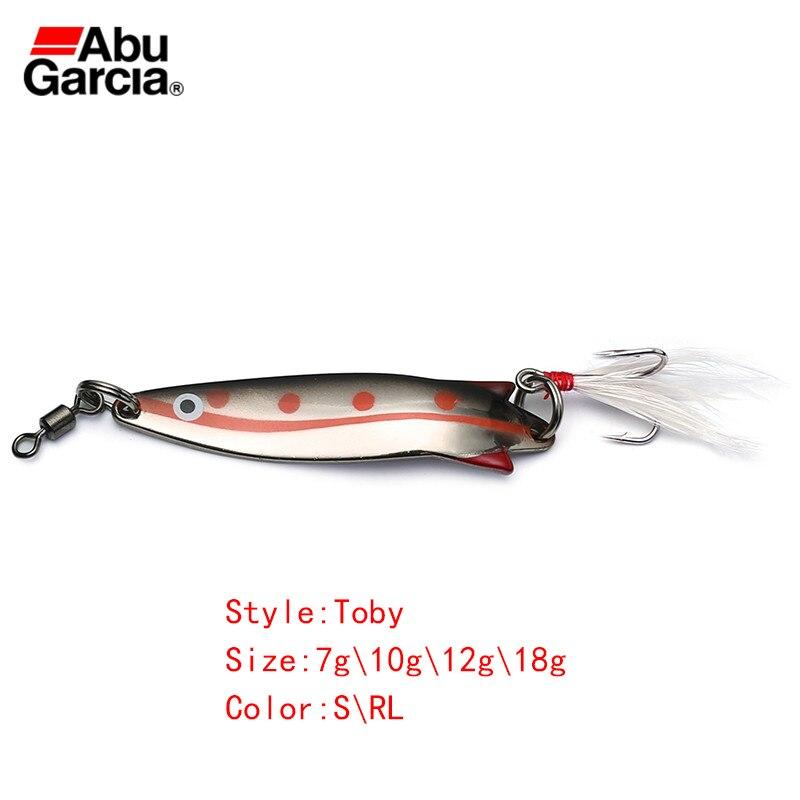Carrete de Pesca Color Rojo y Plateado ABU GARCIA Revo 2