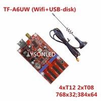 LongGreat Small TF A6UW WIFI LED Controller TF A6UW LED Card