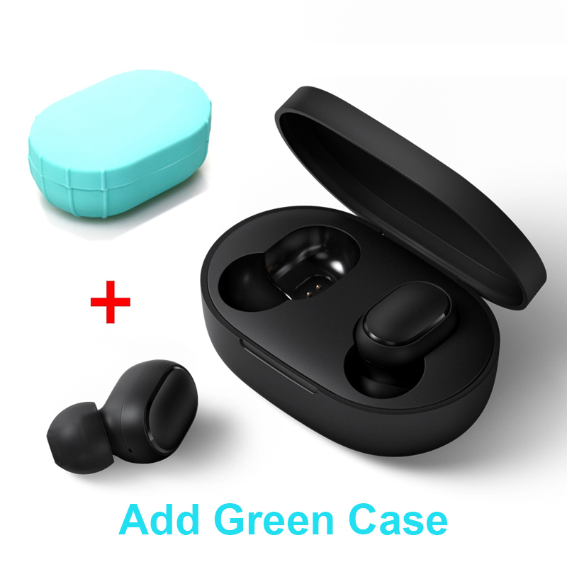 Add green case