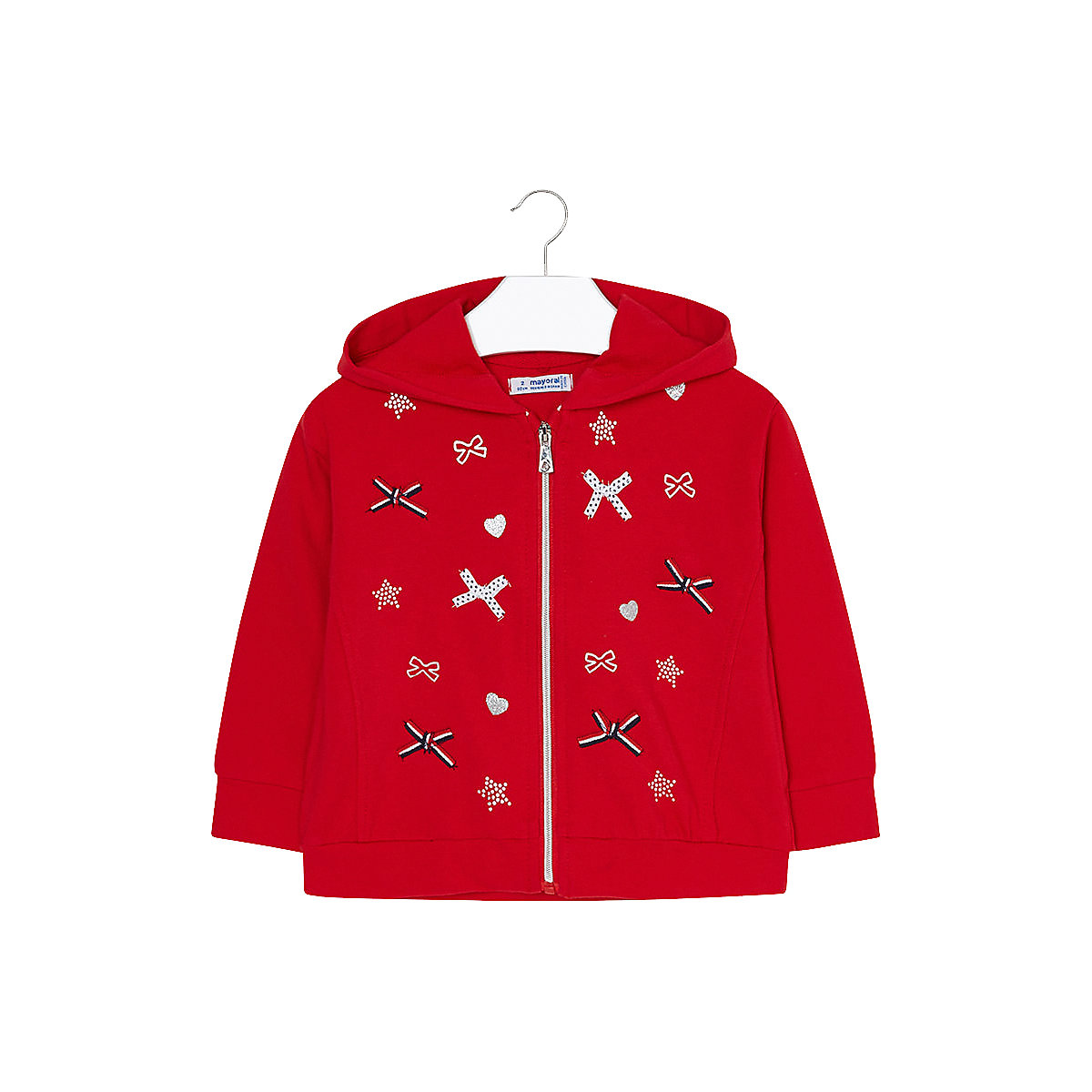 Sweaters MAYORAL 10681392 sweatshirt hoodies for kids cardigan clothes for girls and boys cardigan for boys kotmarkot 15508 kid clothes