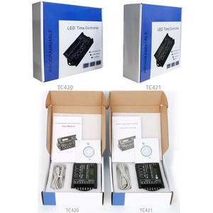 Image 5 - Светодиодный контроллер TC420 TC421 TC423, модернизированный, программируемый, Wi Fi, 12 В/24 В, 5 канальный выход для светодиодных лент, аквариумов