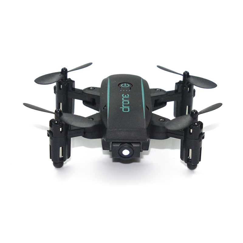FEICHAO 1601 Mini Drones with Camera HD 0.3MP 2MP Drone Foldable Real Time Video Altitude Hold WIFI FPV RC Quadcopter Toys Dron 11