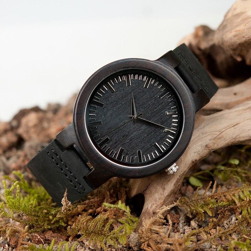 wooden wristwatches for men and women bobo bird  (9)