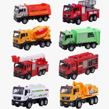 New Arrival 1:55 Metal and Plastic Engineering vehicles Model Toys City Working Truck Toys for kids