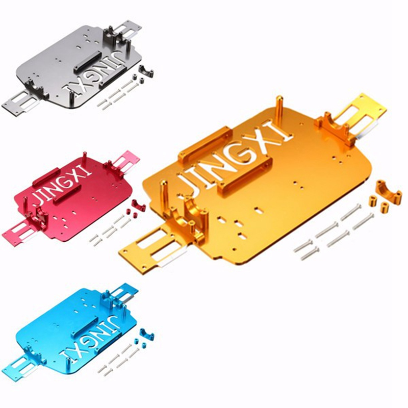 WLtoys Upgrade Metal Chassis Car Bottom A949 A959-B A969 A979 K929 1/18 RC Car Part