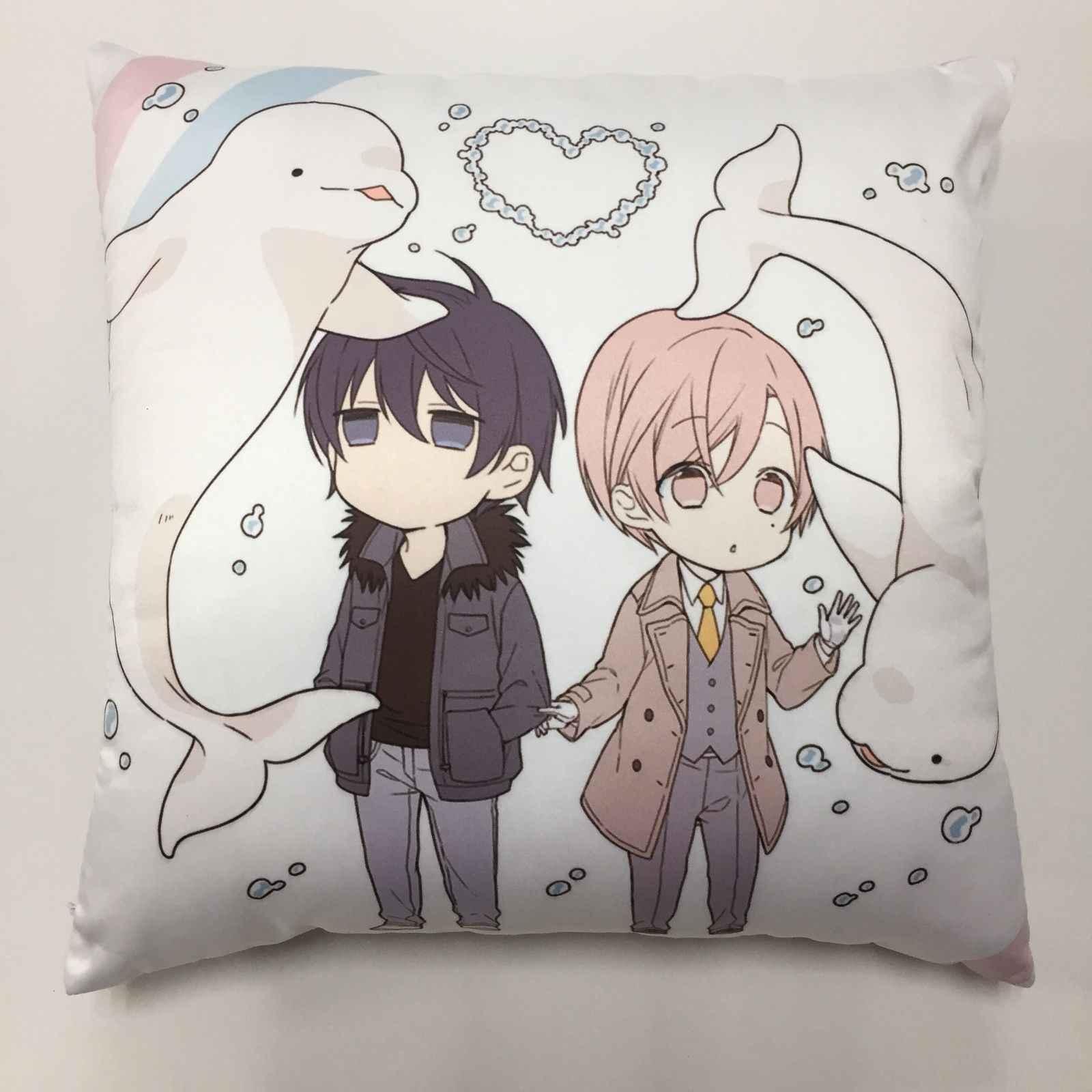 Anime Cuscini.Nuovo Anime Dieci Count 10 Conte Manga Due Lato Federe Abbracciare