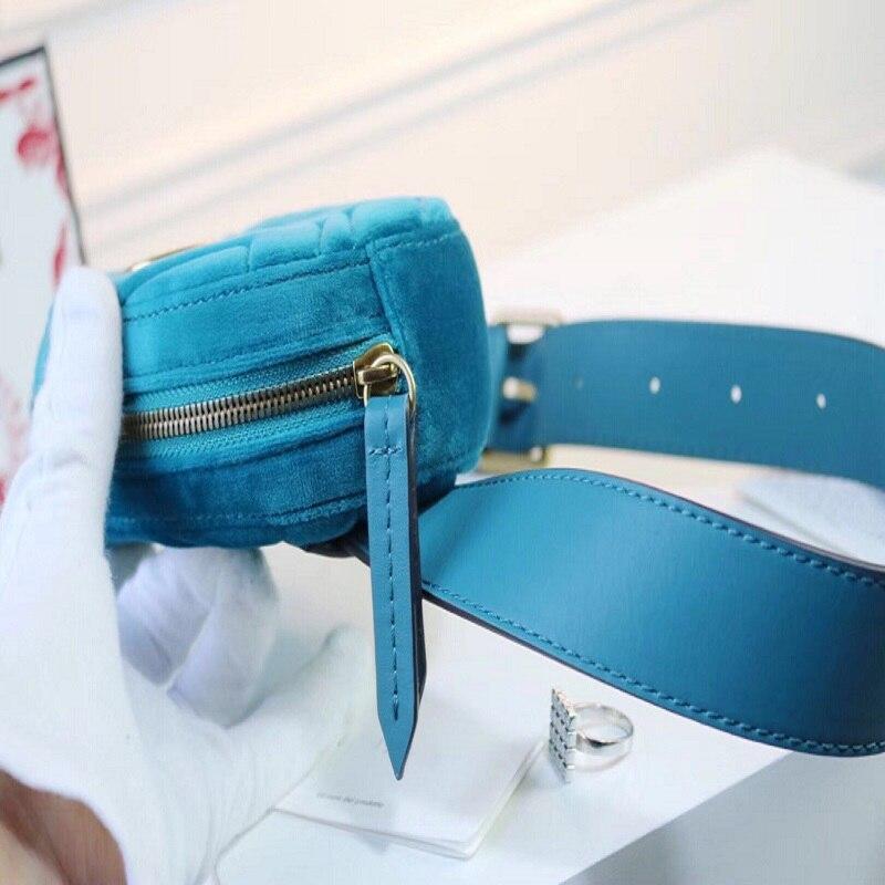 Sac de ceinture de luxe top marque femmes sac design classique marque unique sac à bandoulière, sac à main et sac de taille