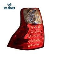 Vland заводские автомобильные аксессуары лампы Хвост для Toyota Land Cruiser Prado 2008 2016 светодиодный фонарь Plug and Play дизайн