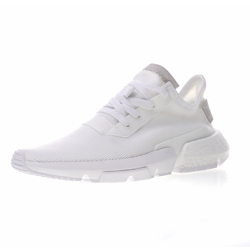 1a72ee83e17e Adidas Originals POD S3.1 Boost Men and Women Running Shoes New High  Quality Outdoor Sports Shoes Shock Absorption B37452 B37366-in Running Shoes  from ...