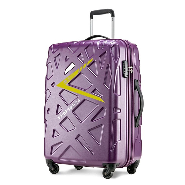 Trolley case,Travel suitcase,20-inch for male&female vs students Boarding box,Password Rolling Luggage,PC Universal wheel valise 1