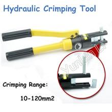 цена на 10-120mm2 Hydraulic Crimping Plier Range Hydraulic Crimping Tool YQK-120