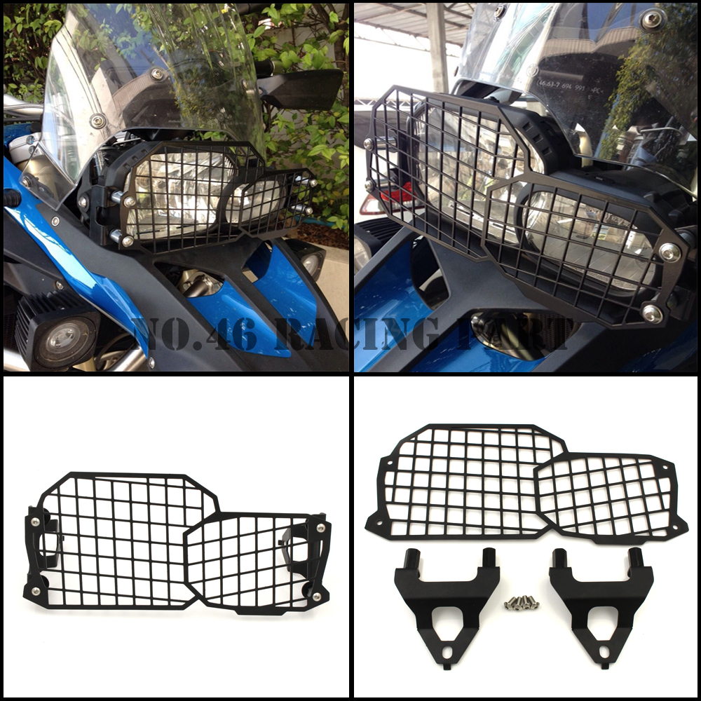 CNC Motorcycle Headlight Guard Protector For BMW F650/F700/F800 GS/Adventure F800GS F700GS F650GS F 800/700/650 GS Free shipping тормозные диски для мотоцикла jlmt 03 04 05 06 07 08 09 10 11 bmw 650 f f650 1993
