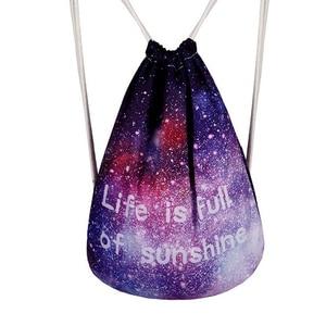 Image 4 - Schoolbag Bagpack Back Pack Portfolio School Bag Feminine Backpack Space Female Women Feminina For Boys Girls Teenager Sac a dos