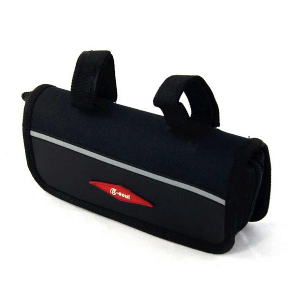 B-SOUL Bicycle Multifunction Tools Bag Foldable Bike Tire Repair Bike Outdoor Sports Repair Tools Storage Bag Organizer
