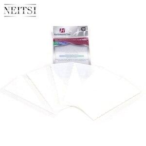 Image 2 - Neitsi 120 Tabs кружева спереди/DUO PRO/Ультра удерживающие предварительно вырезаемые двухсторонние ленты США ходунки ленты для наращивания волос