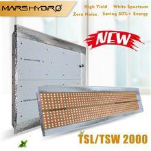 цена на Mars Hydro TS 2000W Quantum Board LED Grow Lights Full Spectrum Indoor Hydroponics Kits