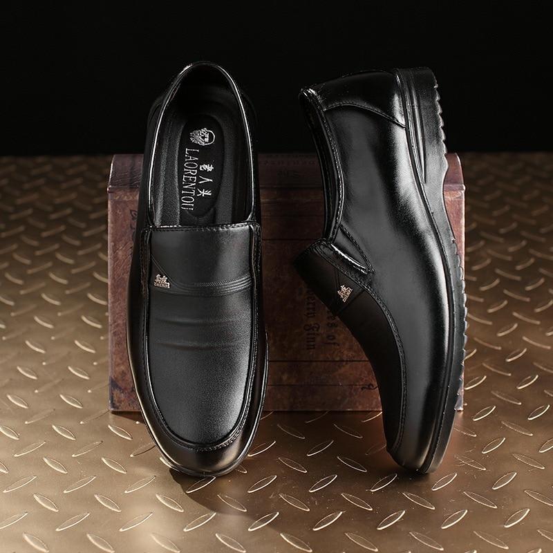 No702 Sexemara Conduite style Italiennes Style 1 Luxe En Cuir Pour Mocassins 2 Marque De Appartements Hommes Richelieus Casual 2018 Chaussures rBZqr