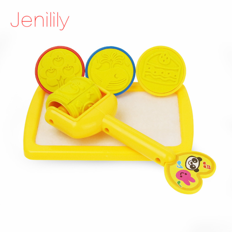 5pcs/Set Non Toxic Magic Water Drawing Board Stamp Doodle Play Tool Water Drawing Toy Kid Education Toys For Children