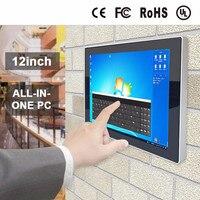 ram 32g נגן וידאו 15 אינץ 1080p HD מלאה והכל מחשב תעשייתי אחד / מכונת קופה עם RAM 4G, 32G SSD ו- WiFi (3)