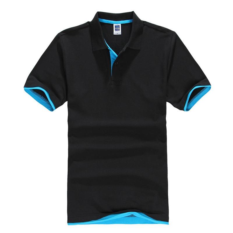 Galeria de polo shirt men por Atacado - Compre Lotes de polo shirt men a  Preços Baixos em Aliexpress.com 7216f98c2c44c