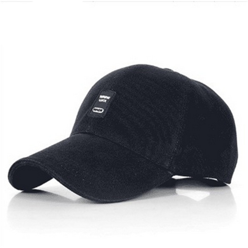 2018 Hot Sale Unisex Brand Fashion Baseball Cap Sports Golf Simple Solid Color Hats For Men High Quality Cap