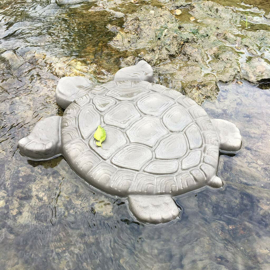 Turtle butterfly Stepping Stone Mold Concrete Cement Mould Driveway Paving Pavement Mold Patio Concrete Stepping Path Maker