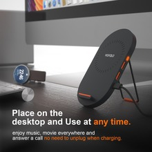 Type C Wireless Charger Pad