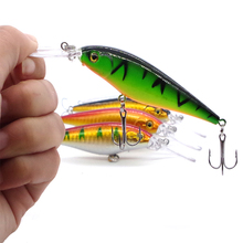 Only 2 days 1PCS Laser 11CM 9.5G pesca fish wobbler tackle crankbait artificial japan hard bait swimbait Minnow Fishing Lure