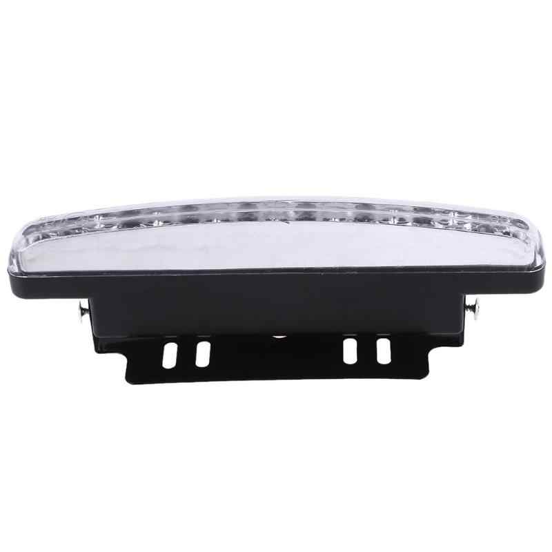 12V 100LM 8LED Dagrijverlichting Waterdichte Externe Led Auto Styling Lichtbron Fog Bar Lamp Universele Ondoordringbare Led