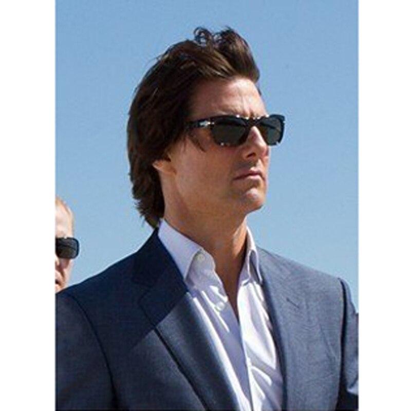 JULI Marque Polarisées Conduite Hommes lunettes de Soleil Mission  Impossible 4 Tom Cruise Style Lunettes de Soleil UV400 Oculos De Sol  Masculino 8386 dans ... 45eae8062844