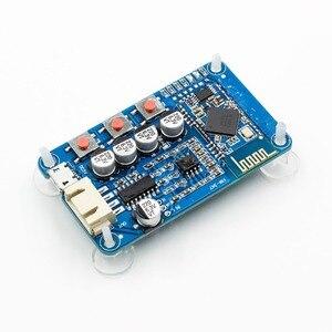Image 3 - Otomatik bağlantı! CSR8635 PAM8403 Stereo amplifikatör modülü Bluetooth 4.0 HF11 dijital ses alıcı kurulu 5V Mini USB