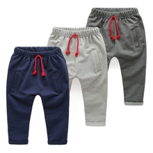 spring boys casual harem pants baby trousers