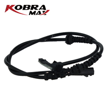 KobraMax ABS Wheel Speed Sensor Rear Left Right 479000010R for MEGANE III FLUENCE front left right rear left right abs wheel speed sensor kit for chery indis x1 s18d beat a1 kimo face arauca s12 dr1 dr2