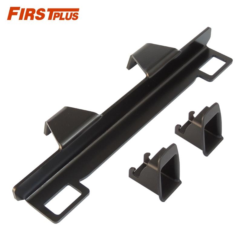 Pour AUDI A4 A6 PASSAT B5.5 ISOFIX connecteur de ceinture Interfaces Guide support voiture bébé enfant sécurité ceintures titulaire