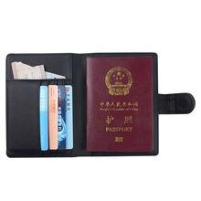 Hot Fashion PU Leder Reisepass Reisepass ID Karte Taschen Passport Wallet Reise Zubehör Großhandel Preis