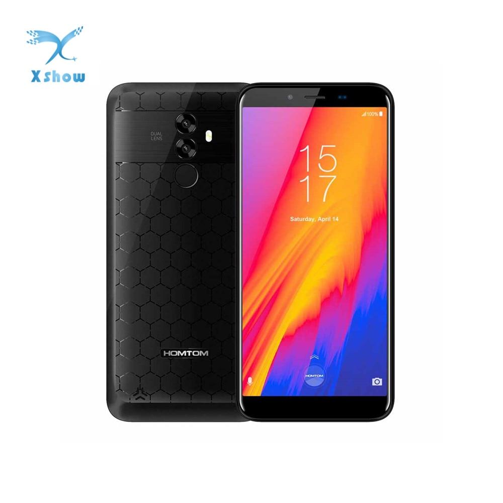 HOMTOM S99 Face ID 6200mAh 4GB 64GB Smartphone 5 5 Inch Bezel less 21 2MP Dual