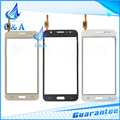 free shipping 10 pcs lcd glass touch panel with flex cable touch screen digitizer for Samsung Galaxy J5 J500 J5008 J500F