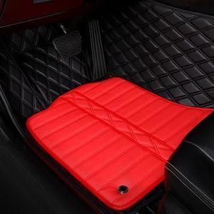 Image 5 - Car Believe Genuine Leather car floor mat For lexus gs nx gx470 ct200h rx lx570 is 250 rx330 nx300h accessories carpet rugs