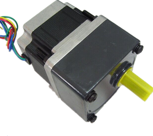 86BYG Gearbox Geared Stepper Motor Ratio 10:1 Nema34 L 66MM 4A CNC Router