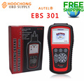 NEWEST Autel MaxiService EBS301 Electric Brake Service Tool work with all OBD II compliant vehicles Update Online Free Shipping