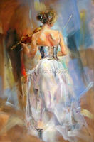 violin handmade oil painting sexy flamenco dancer oil painting dancing girl sex images painting sexy pictures for decor bedroom