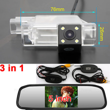 Для peugeot 301 308 408 508 2013 C5 MG3 MG5 DS5 DS6 DS5LS для Citroen C4 заднего вида для парковки Камера