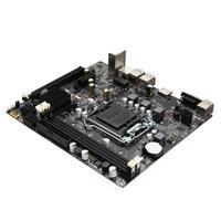 NEW Motherboard 1155 DDR3 PCIE Micro ATX 10 USB Ports For Intel H61 Socket LGA Support Core i7/ i5/i3/Pentiun/Celeron