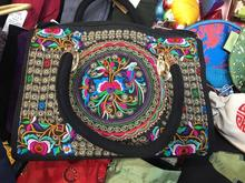 2019 new handmade bag Chinese traditional handicraft. Chinas intangible cultural heritage Handbags Novelty & Special Use items