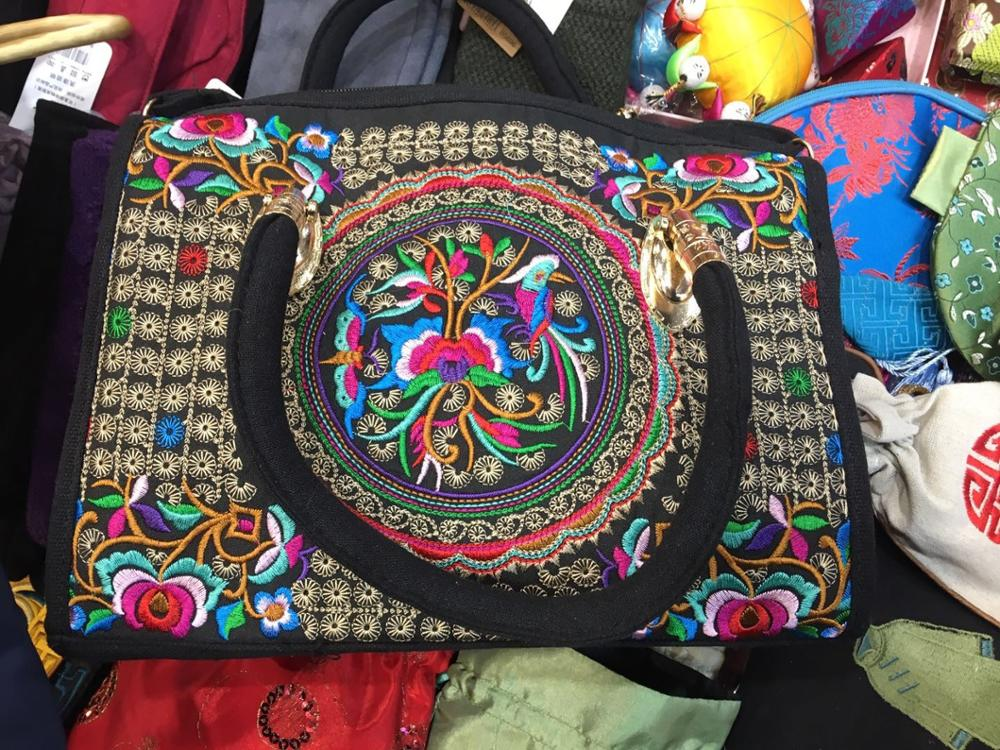 2019 nouveau sac fait main artisanat traditionnel chinois. Sacs à main du patrimoine culturel immatériel de la chine nouveauté et articles à usage spécial