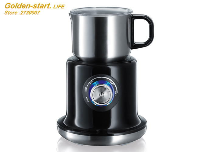 Automatic Coffee  Milk Cream Maker Temperature can control Electric milk bubble machine for household office Milk Frother