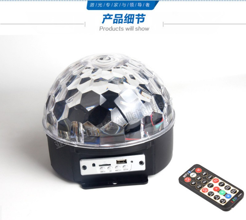 9 Colors MP3 Bluetooth Crystal Magic Ball Led Stage L& Disco Laser Light Party Lights Sound Control Laser Projector Music KTV-in Stage Lighting Effect ...  sc 1 st  AliExpress.com & 9 Colors MP3 Bluetooth Crystal Magic Ball Led Stage Lamp Disco ... azcodes.com