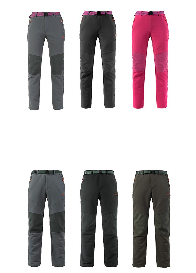 Waterproof Breathable Hiking Pants